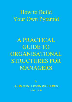 HOW TO BUILD YOUR OWN PYRAMID
